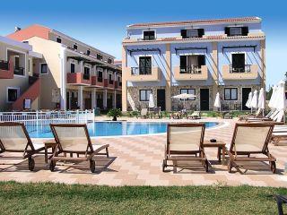 Urlaub Laganas im Mediterranean Beach Resort