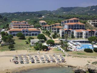 Urlaub Vasilikos im The Bay Hotel & Suites