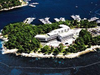 Urlaub Porec im Hotel Parentium Plava Laguna