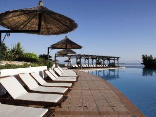 Urlaub Pefkochori im Alia Palace Luxury Hotel & Villas