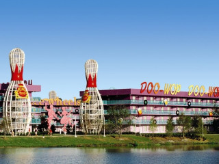 Lake Buena Vista im Disney's Pop Century Resort