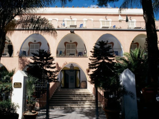 Ischia Porto im Hotel Terme Oriente