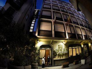Neapel im Hotel San Giorgio