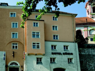 Passau im Hotel König