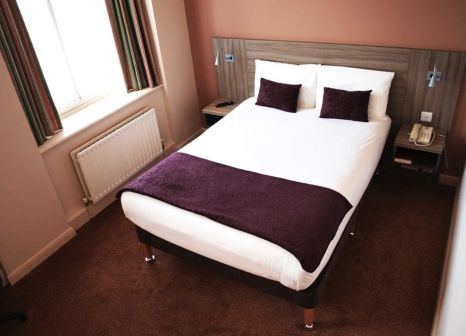 Hotelzimmer mit Aufzug im Holiday Inn Express London - Vauxhall Nine Elms