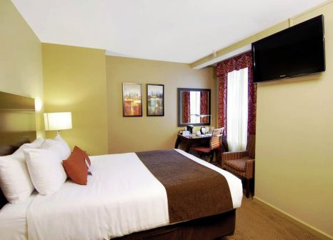 Hotelzimmer mit Fitness im Hotel Belmont, an Ascend Hotel Collection Member