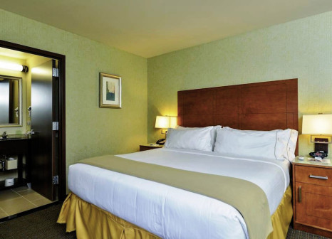 Hotelzimmer mit Animationsprogramm im Holiday Inn Express Manhattan Midtown West