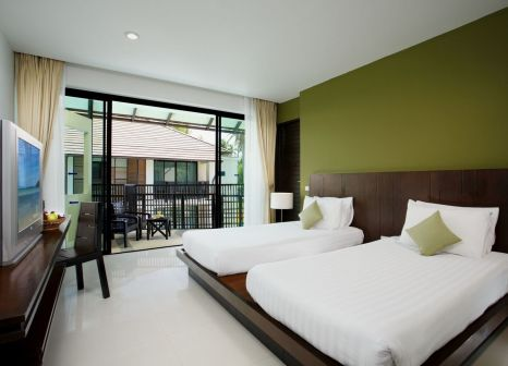 Hotelzimmer mit Mountainbike im Centra by Centara Coconut Beach Resort Samui