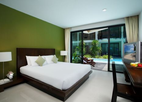 Hotelzimmer mit Fitness im Centra by Centara Coconut Beach Resort Samui