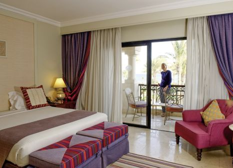 Hotelzimmer mit Mountainbike im The Palace Port Ghalib