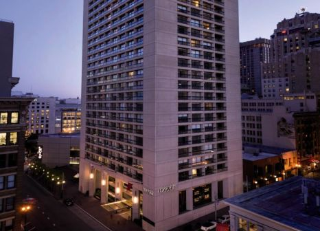 Hotel Grand Hyatt San Francisco in Kalifornien - Bild von 5vorFlug