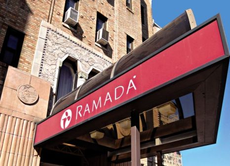 Hotel Ramada by Wyndham Jersey City in New Jersey - Bild von 5vorFlug