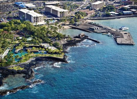 Courtyard King Kamehameha's Kona Beach Hotel in Hawaii - Bild von FTI Touristik