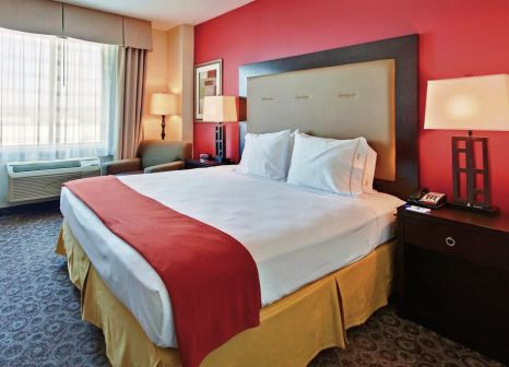 Hotelzimmer mit Animationsprogramm im Holiday Inn Express Los Angeles LAX Airport