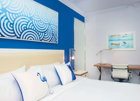 Hotelzimmer mit Fitness im Blue Moon Hotel, Autograph Collection