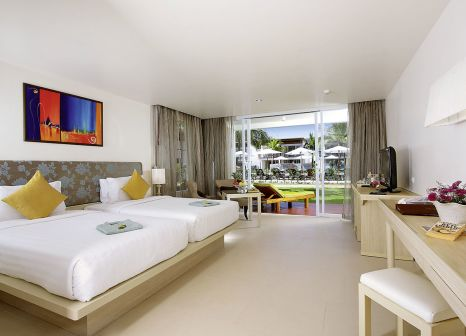 Hotelzimmer mit Golf im The Briza Beach Resort