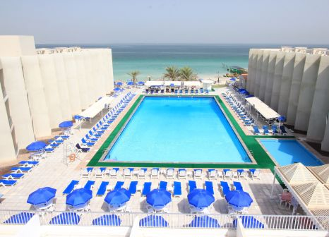 Beach Hotel Sharjah in Sharjah & Ajman - Bild von Coral Travel