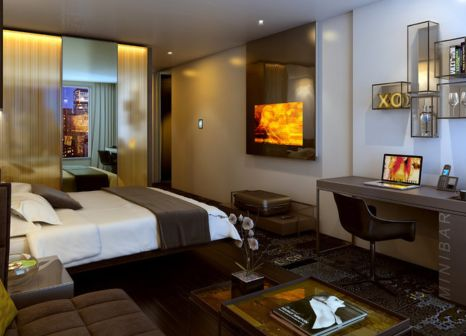 Hotelzimmer mit Fitness im Park Plaza London Waterloo