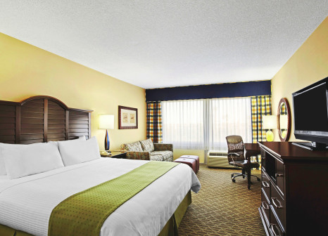 Hotelzimmer mit Animationsprogramm im Wyndham Santa Monica At The Pier
