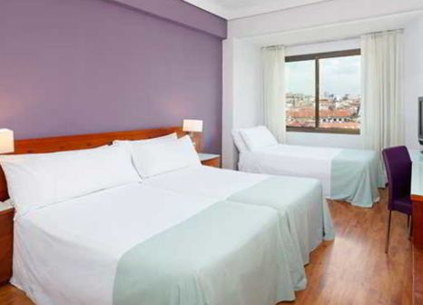 Hotelzimmer mit Fitness im Hotel Madrid Centro Managed by Melia