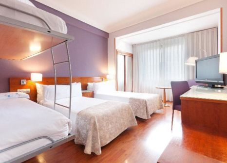 Hotelzimmer mit Animationsprogramm im Hotel Madrid Centro Managed by Melia