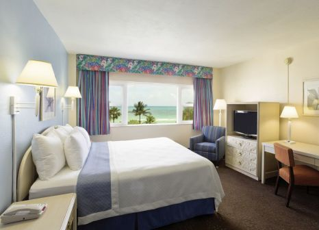 Hotelzimmer mit Animationsprogramm im Lexington Hotel Miami Beach