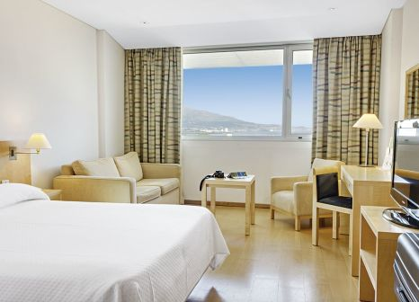 Hotelzimmer mit Mountainbike im The Lince Azores Great & Spa