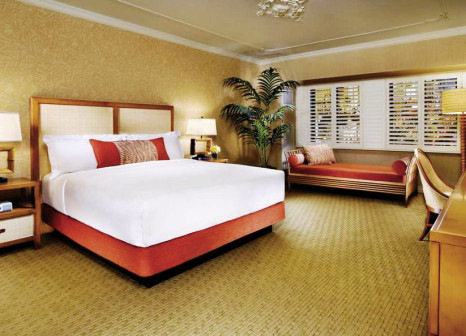 Hotelzimmer mit Volleyball im Tropicana Las Vegas - a DoubleTree by Hilton Hotel