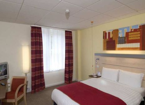 Hotelzimmer mit Fitness im Holiday Inn Express Edinburgh City Centre