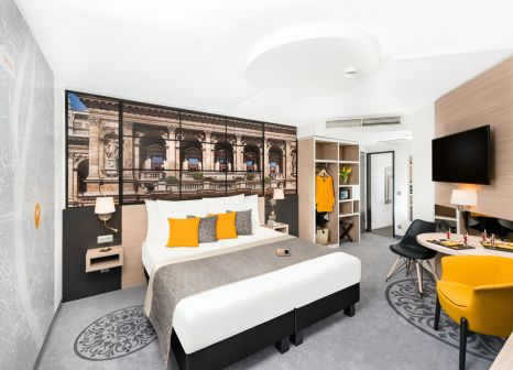 Hotelzimmer mit Casino im Mercure Budapest City Center