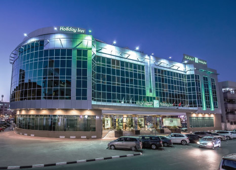 Hotel Holiday Inn Bur Dubai - Embassy District 123 Bewertungen - Bild von FTI Touristik