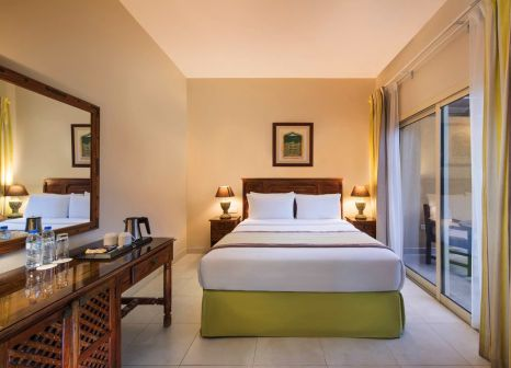 Hotelzimmer mit Golf im Al Hamra Village Golf & Beach Resort