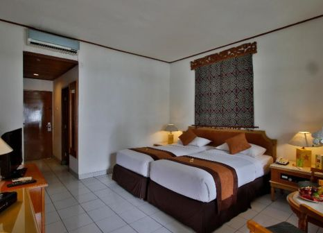 Hotelzimmer mit Minigolf im The Jayakarta Lombok Beach Resort & Spa