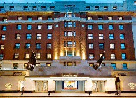 Hard Rock Hotel London in Greater London - Bild von FTI Touristik