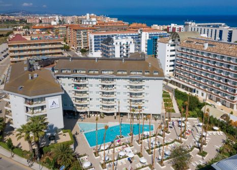 Aqua Hotel Montagut Suites in Costa Barcelona - Bild von ITS