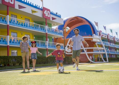 Hotel Disney's All-Star Sports Resort in Florida - Bild von 5vorFlug
