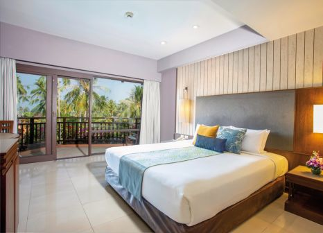Hotelzimmer mit Fitness im Patong Merlin