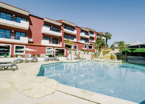 Topazio Mar Beach Hotel & Apartments in Algarve - Bild von JAHN Reisen