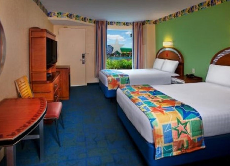 Hotelzimmer mit Tennis im Disney's All-Star Sports Resort