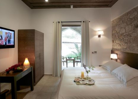 Hotelzimmer mit Fitness im Ayii Anargyri Natural Healing Spa Resort