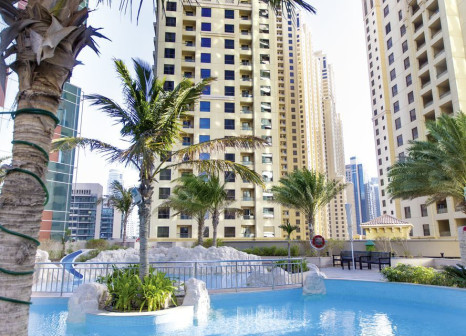 Hotel JA Oasis Beach Tower in Dubai - Bild von FTI Touristik
