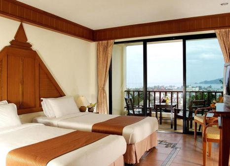 Hotelzimmer mit Whirlpool im Patong Cottage