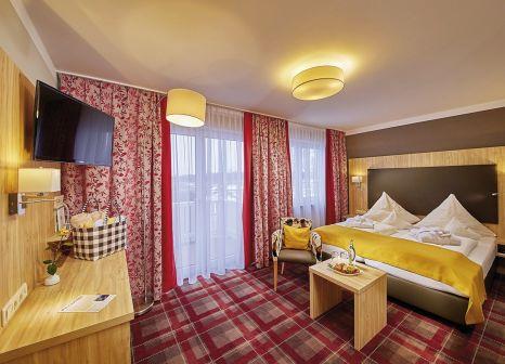 Hotelzimmer mit Golf im Vitahotel Sonneck