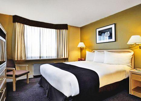 Hotelzimmer mit Casino im Coast Vancouver Airport Hotel