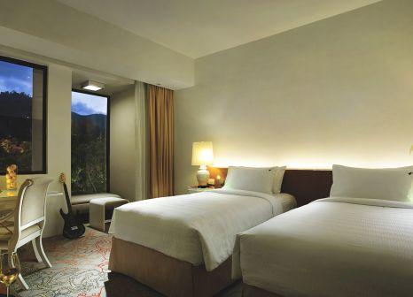 Hotelzimmer mit Yoga im Hard Rock Hotel Penang