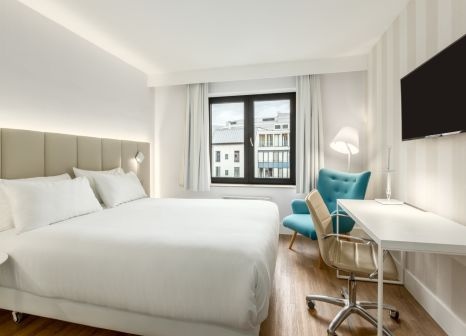 Hotelzimmer mit Massage im NH Brussels Grand Place Arenberg