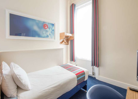 Hotelzimmer mit WLAN im Travelodge London Central Aldgate East