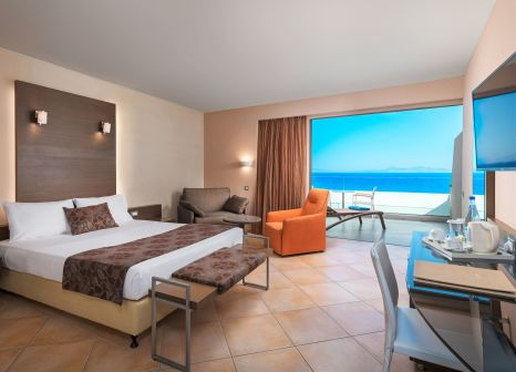 Hotelzimmer mit Volleyball im Olympic Palace