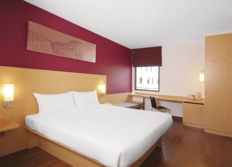 Hotelzimmer mit Fitness im ibis Bangkok Riverside Hotel