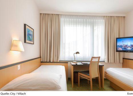 Hotelzimmer mit Sauna im Hotel City Villach